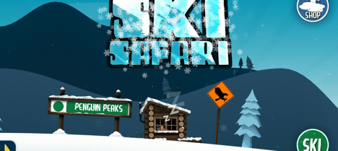 Ski Safari – Gra na Androida
