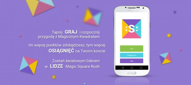 Magic Square Rush – Gra na androida